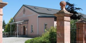 Stadthalle Gößnitz